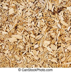 Woodchip Background - An abstract woodchip background