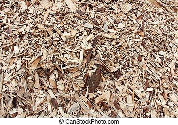 woodchips, fundo