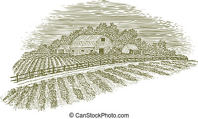 Woodcut Farm Road