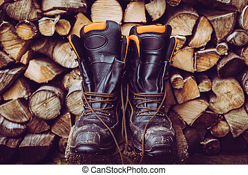 woodcutter equipment - the woodcutter serie