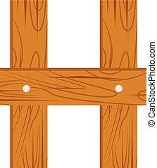 wooden alphabet H letter
