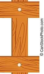 wooden alphabet I letter