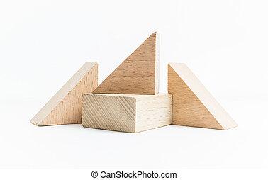 wooden apró, eltöm
