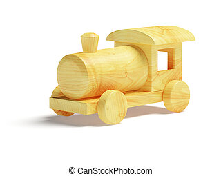wooden apró, kiképez