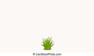 Wooden arrows on grass - Wooden arrows on Grass. Place your...