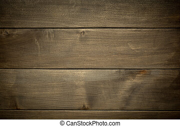 Wooden background. Brown grunge texture of