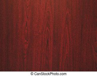 wooden background - nice large image of polished wood...