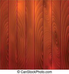 Wooden background - Illustration of a rich coloured wooden...