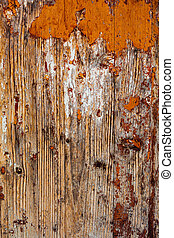 wooden background of old planks texture background