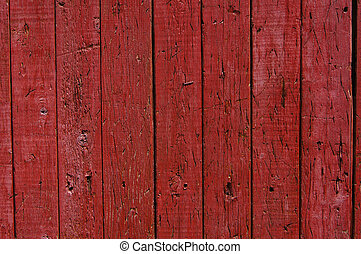 Wooden background - Background gloomy charred wooden fence...