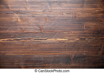 Wooden background top view