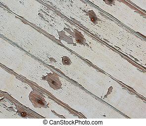 wooden background wooden door white