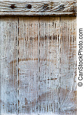 Wooden board close-up texture