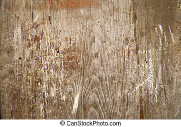 Wooden Board Weathered Wood Grain Paint Background