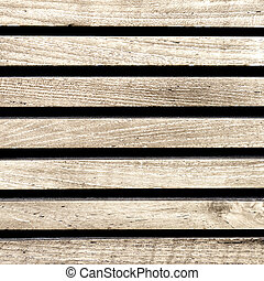 Wooden boards background, old grunge wood