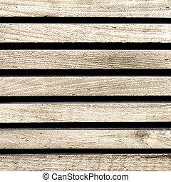 Wooden boards background, old grunge wood