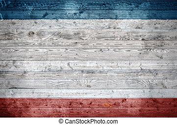 Wooden Boards Crimea