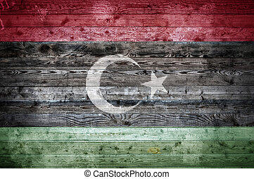 Wooden Boards Libya
