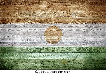 Wooden Boards Niger