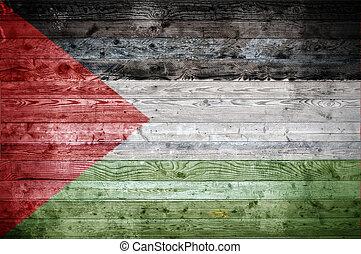 Wooden Boards Palestine