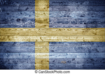 Wooden Boards Sweden