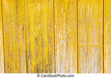 Wooden boards with cracks as background