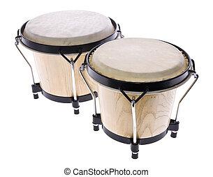 bongos isolated