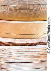 Wooden Bowls (2)