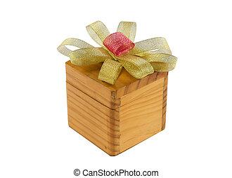 wooden box gife