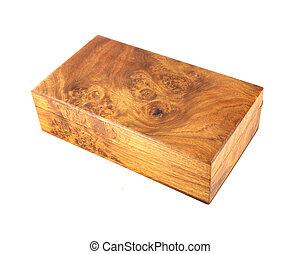 wooden box (Myanmar style)