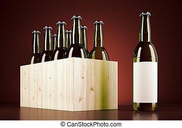 Alcohol ad concept
