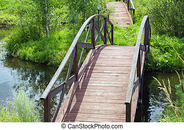 Wooden Bridges