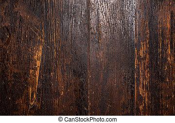 wooden brown background