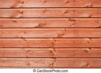Wooden Brown Boards Horizontal