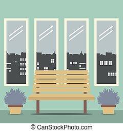 Wooden Chair.
