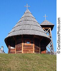 Wooden church 1