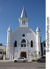 Wooden Church in Key West, Florida