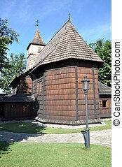 Wooden church of St Martin