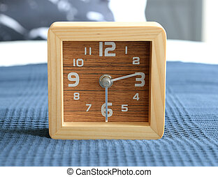 Wooden Clock for decoration