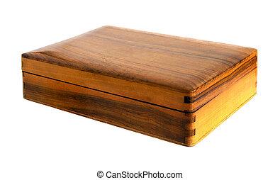 Wooden craft handmade casket