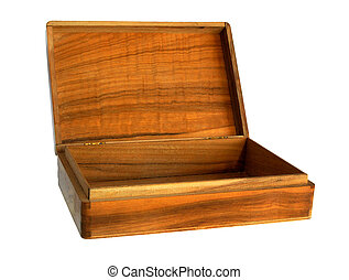 Wooden craft handmade casket