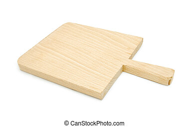 wooden cutter board