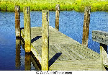 Dock - Wooden Dock