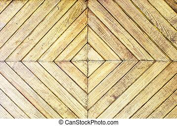 wooden door background
