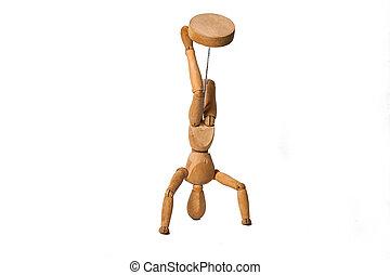 wooden dummy dance