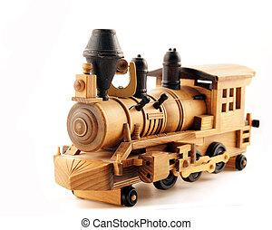 Wooden Engine