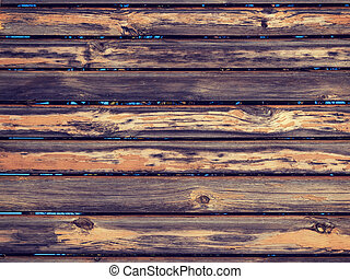 Wooden fence background texture