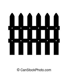 wooden fence icon image
