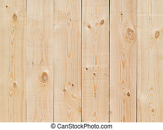 Wooden fence - panel of a wooden picket fence for background