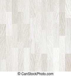 wooden floor white parquet background